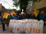 Oxford University students and Alumni reject Shell Sponsorship